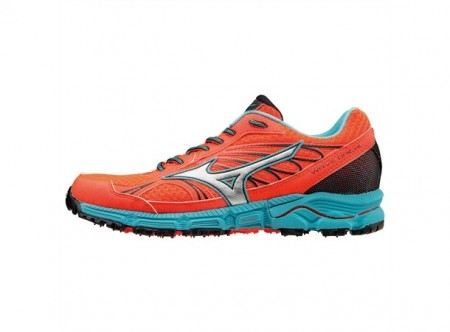 Mizuno Wave Daichi Orange Lady